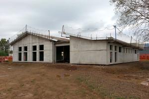Lavorazioni tetto Verlicchi Prefabbricati